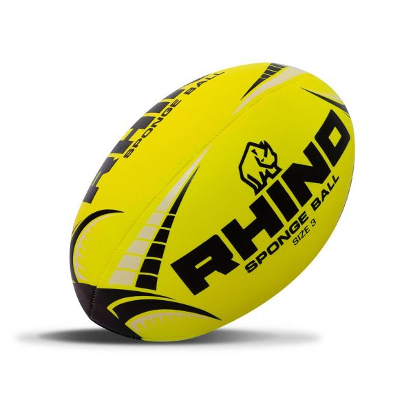 Sponge Indoor Rugby Ball