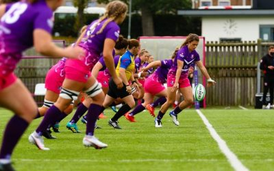 Girls Rugby Club joins forces with Loughborough Lightning to strengthen local talent pathway