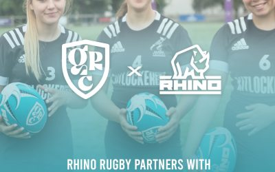 Girls Rugby Club names Rhino as exclusive ball and equipment sponsor