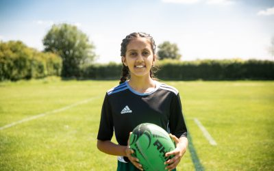 Rugby greats back calls to allow girls to play rugby at school